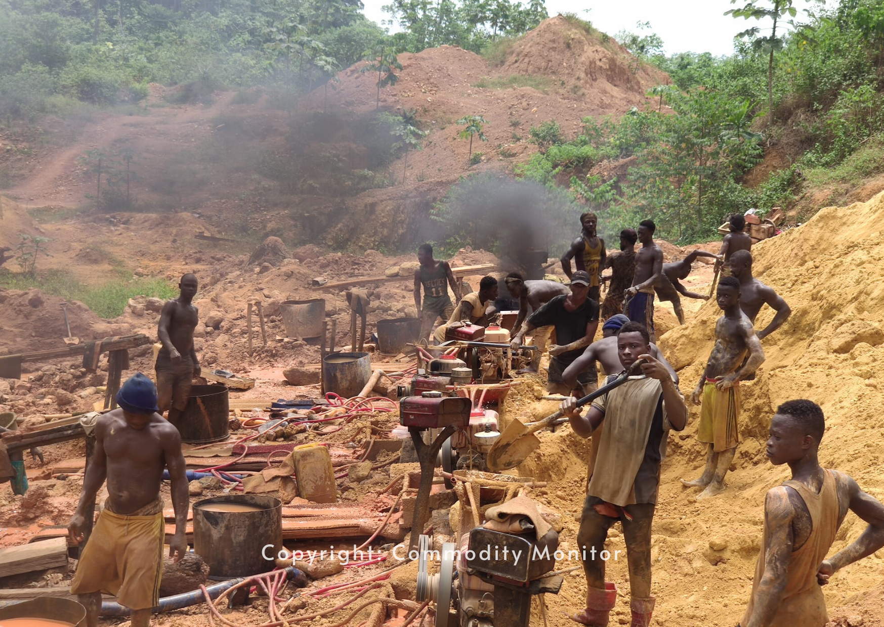 Changing the status quo in Ghana's mining sector
