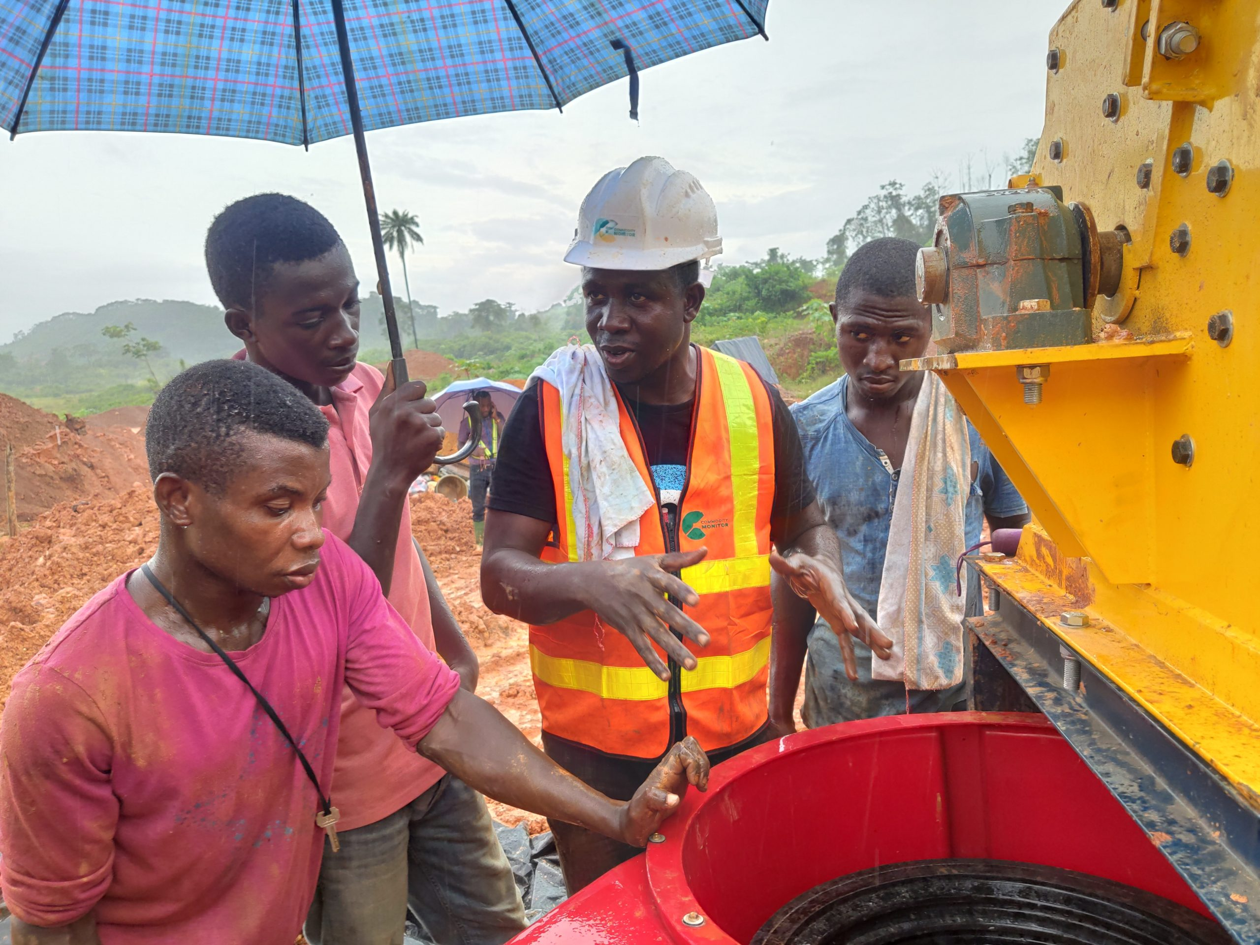 Commodity Monitor rolls out first-ever successful mercury-free equipment for small scale miners in Ghana